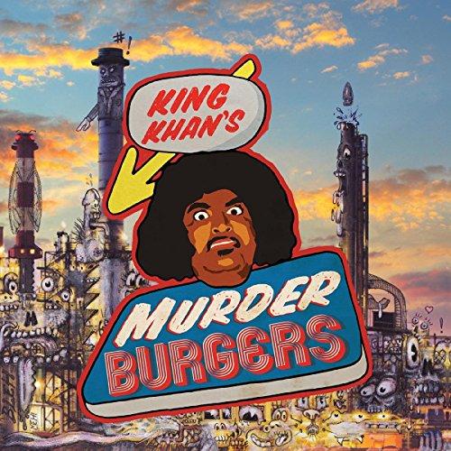 Murderburgers King Khan product image
