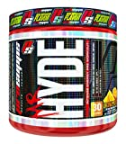 Pro Supps Mr. Hyde Intense Energy Pre-Workout Powder (Orange Burst Flavor), 30 True Servings, Ridiculous Focus, Massive Energy, Insane Muscle Pumps