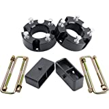 """Leveling Lift Kits for Tundra 2007-2019 2WD 4WD 3"""" Front Lift Spacer and 2"""" Rear, Dynofit 3 Inch Front Lift Spacers and 2 Inc"""