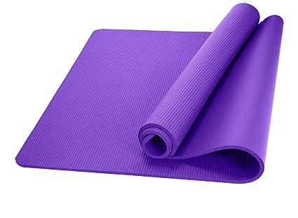 Amazon.com : Baianju Yoga Mat Widened Thickened Long Non ...