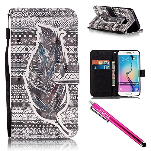galaxy-s6-edge-case-firefish-kickstand-shock-absorbent-double-protective-case-flip-folio-slim-magnet