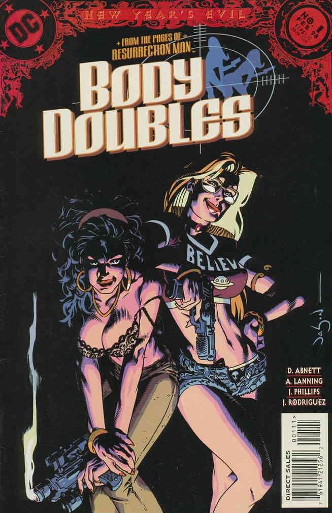 Body Doubles (Villains) #1 FN ; DC comic book