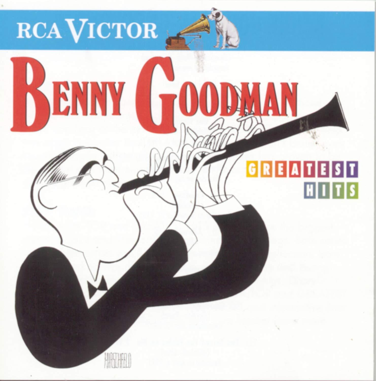 Audio Cassette BENNY GOODMAN 20 GREATEST HITS