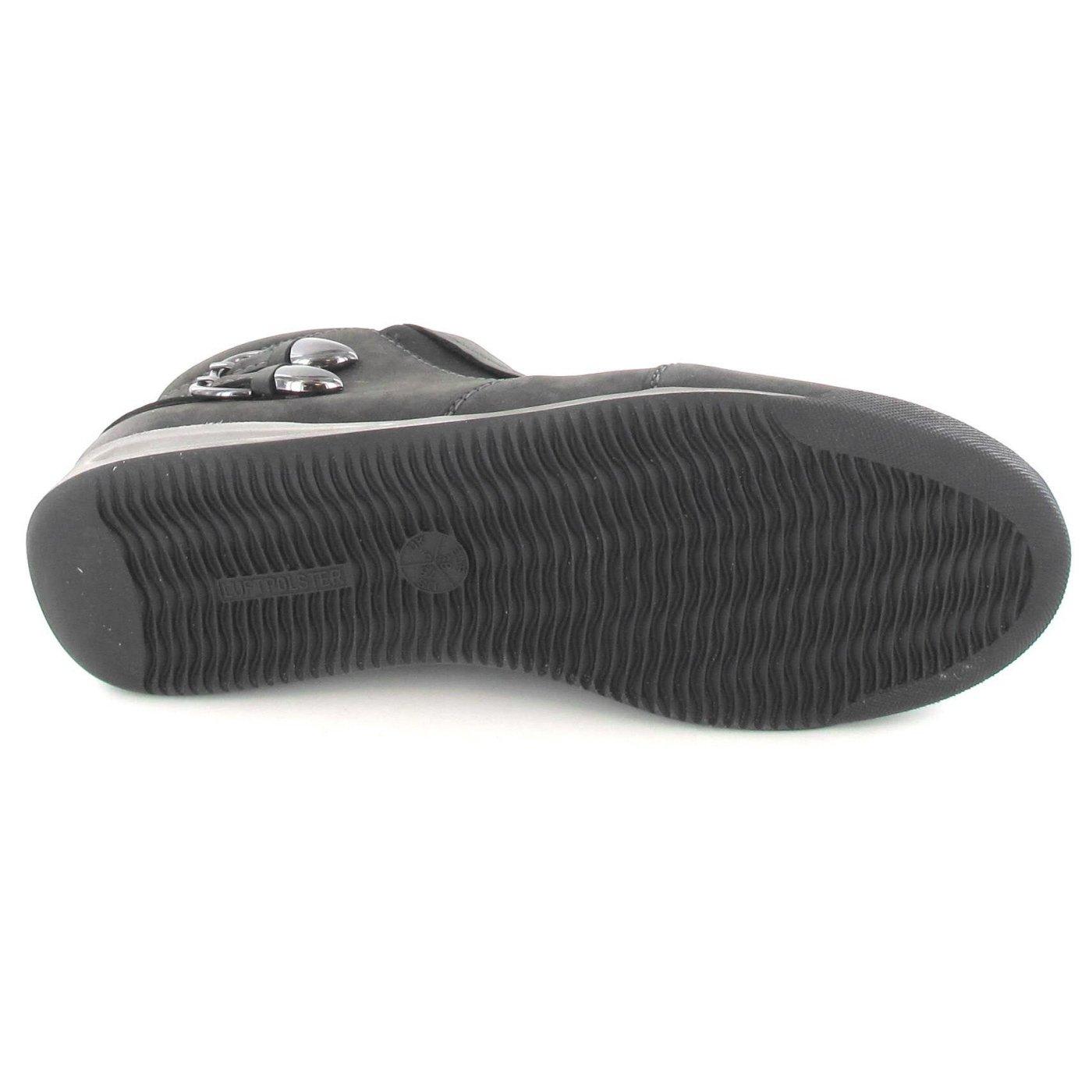 Ara Damen Rom Grau Sneaker, Weißszlig; Grau Rom (Anthrazit -05) b285b2
