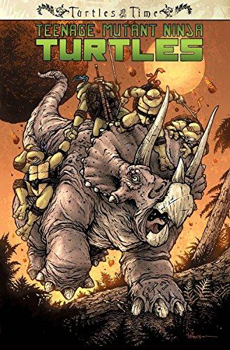 Teenage Mutant Ninja Turtles: Turtles in Time (Comic Ninja Book Turtle Toys)