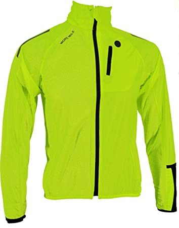 More Mile Thermal Long Sleeve JUNIOR CYCLE JACKET MM1972  Amazon.co ... f37de310d