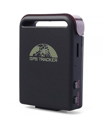 GPS Tracker localizador GPS gestibile de aplicación Android y iOS GSM GPRS GPS Tracker