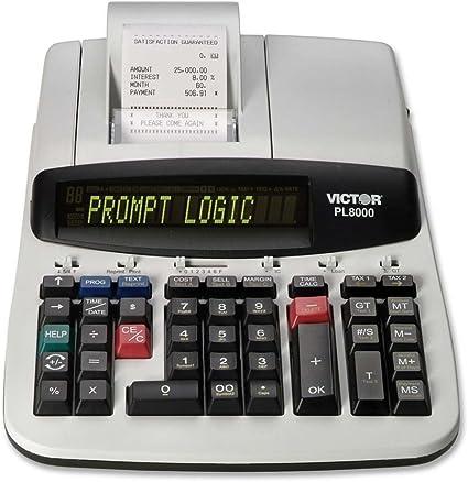 Victor tecnologías – Calculadora, 14dght PRNT, We: Amazon.es ...