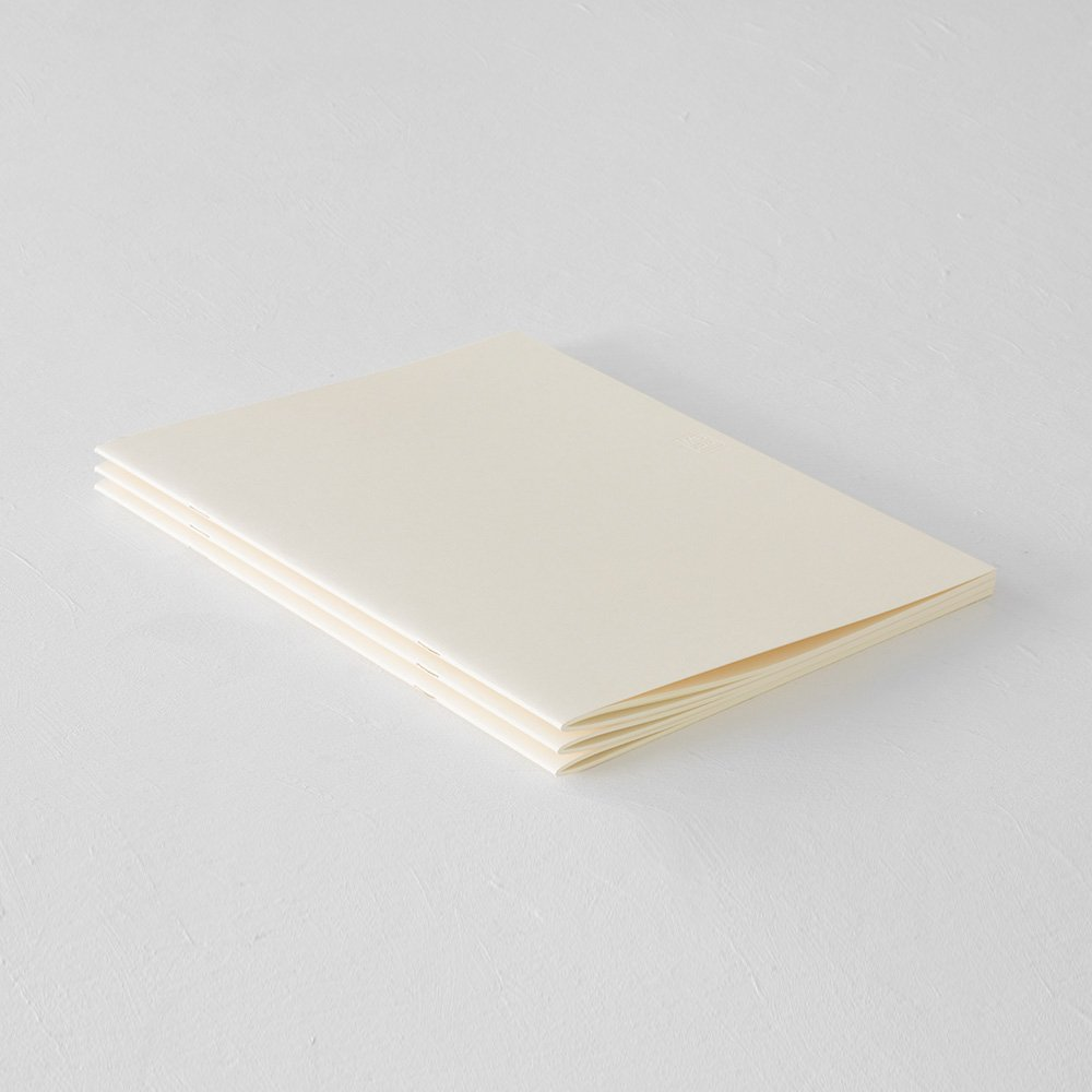 MIDORI MD Notebook Light A4 Variant (Gridded) 3 pcs/pack by Desighnphil (Image #4)