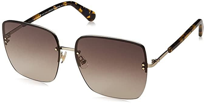 fc74d5616ce3 Image Unavailable. Image not available for. Color: Kate Spade Women's Janay/s  Rimless Sunglasses ...