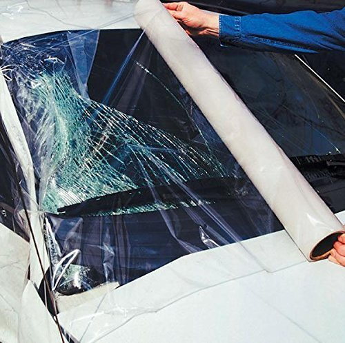 Hi-Tech CF-100-36-3: Collision Crash Wrap & Cavity Film, 36'' X 100' X 3 MIL. Opaque