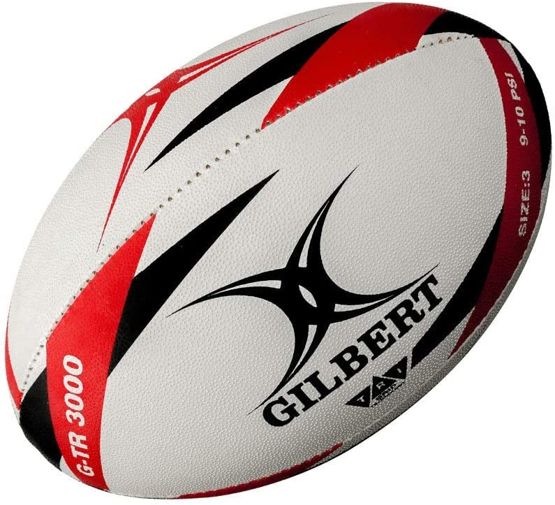 Gilbert G-TR3000 Pelota de Rugby, Unisex: Amazon.es: Deportes y ...
