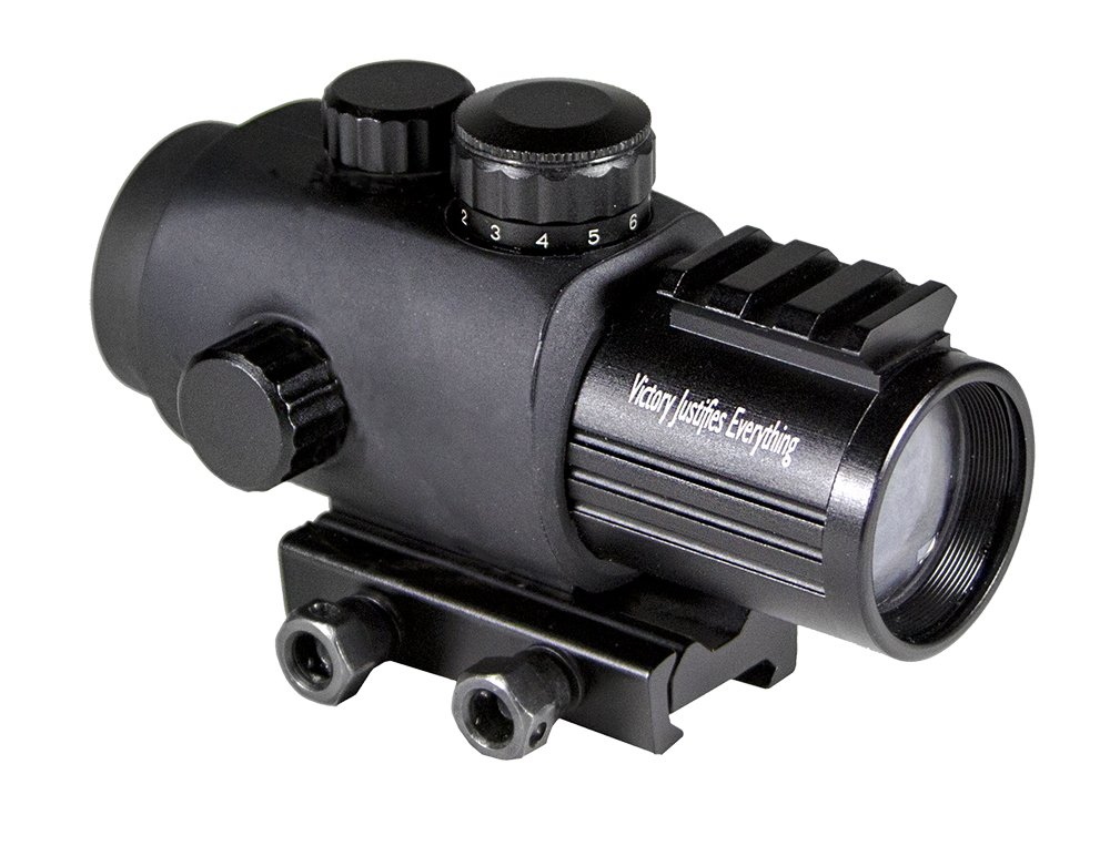 Firefield 3x30 Prismatic Combat Sight w/ Lens converter by Firefield (Image #1)