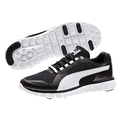 Womens Shoes PUMA Blur Black/White/Clearwater