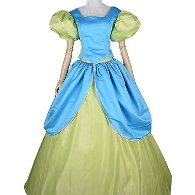 Cuterole Drizella Tremaine Costume Cinderella Evil Step Sisters Costume Custom  sc 1 st  Amazon.com & Amazon.com: Cuterole Drizella Tremaine Costume Cinderella Evil Step ...