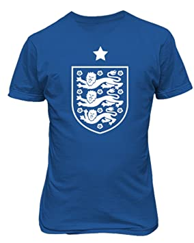 fcf3fc5522d Amazon.com  Tcamp England 2018 National Soccer  7 Raheem STERLING World  Championship Men s T-Shirt  Sports   Outdoors