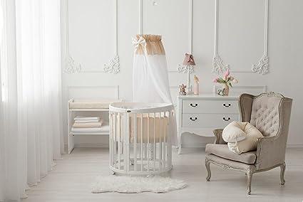 Comfort Baby® Smart Grow 7 en1 - Cuna para bebé / ampliable ...