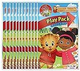 PBS Kids' Daniel Tiger's Neighborhood Grab and Go Play Packs (Pack of 12)