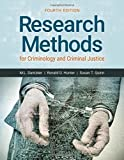 img - for Research Methods For Criminology And Criminal Justice book / textbook / text book