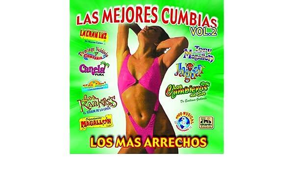 Las Mejores Cumbias, Vol. 2 by Various artists on Amazon Music - Amazon.com
