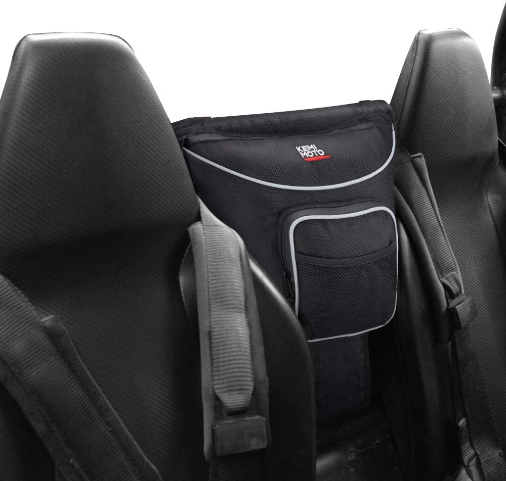 UTV Cab Pack Center Seat Storage Bag for Polaris Razor 570 800 S 900 1000 XP UTV Between Seat Bag Camo