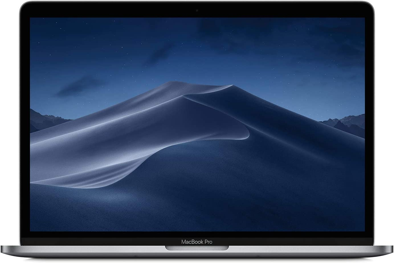 "Apple 13"" MacBook Pro Retina, Touch Bar, 2.3GHz Quad-Core Intel Core i5, 8GB RAM, 256GB SSD - Space Gray (Renewed)"