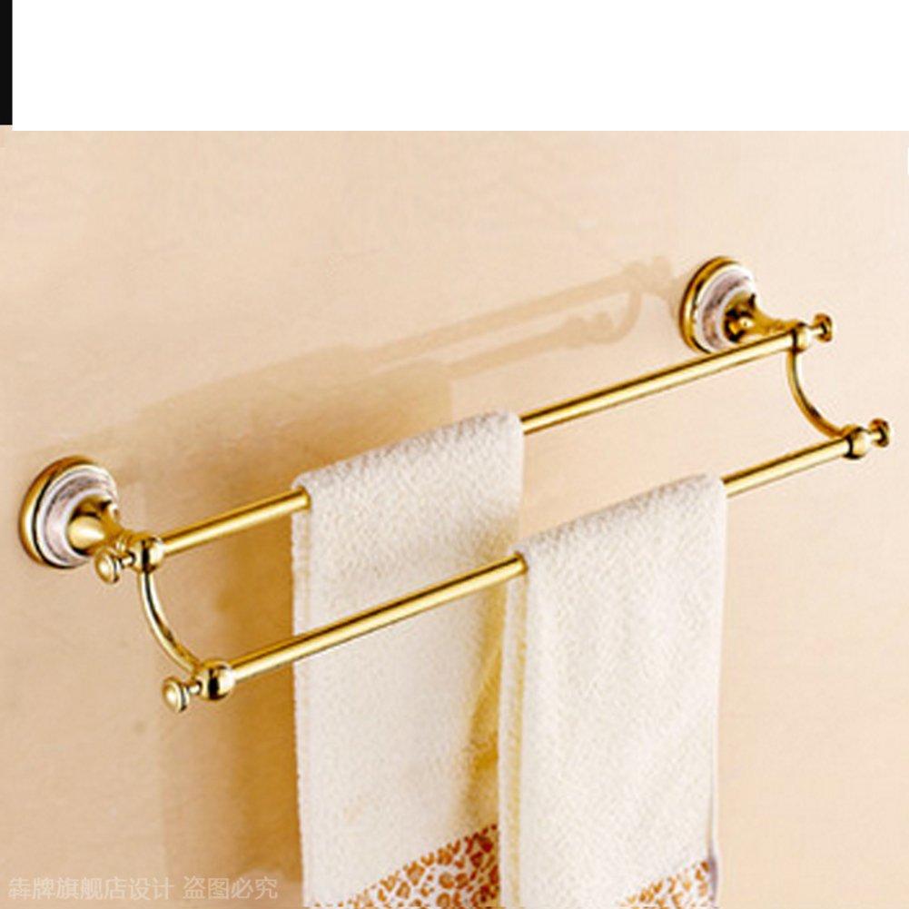 towel rack/Double Towel holder/European antique bathroom Towel Bar/Bathroom Towel rack/Wall hanging-B good