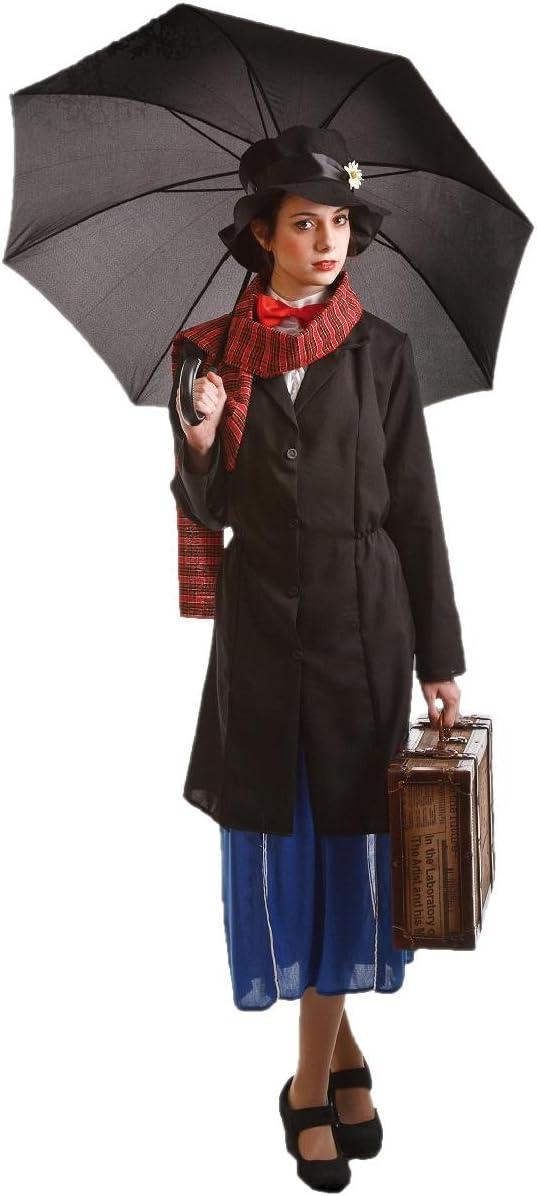 Disfraz de Mary Poppins: Amazon.es: Juguetes y juegos