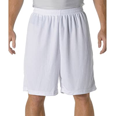 "A4 Youth 7"" Cooling Performance Power Mesh Practice Shorts"