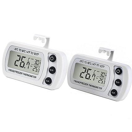 Termometro digital maxima y minima