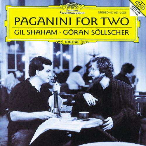 Paganini for Two / Gil Shaham, Goran Sollscher