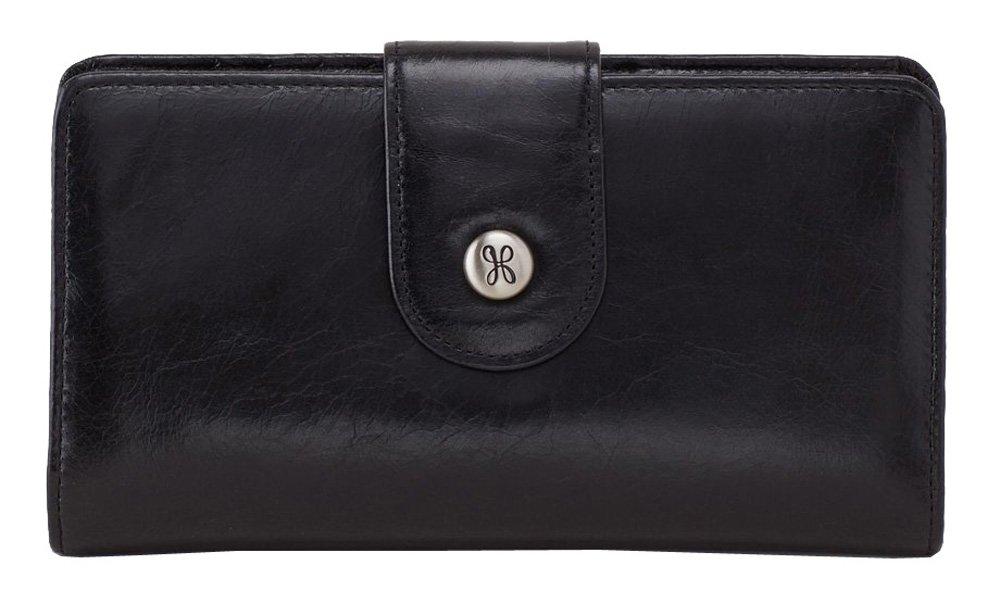 HOBO Vintage Danette Wallet, Black, One Size
