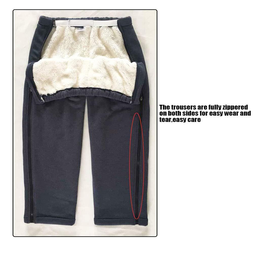 Amazon.com: XIHAA Pantalones ortopédicos de rehabilitación ...