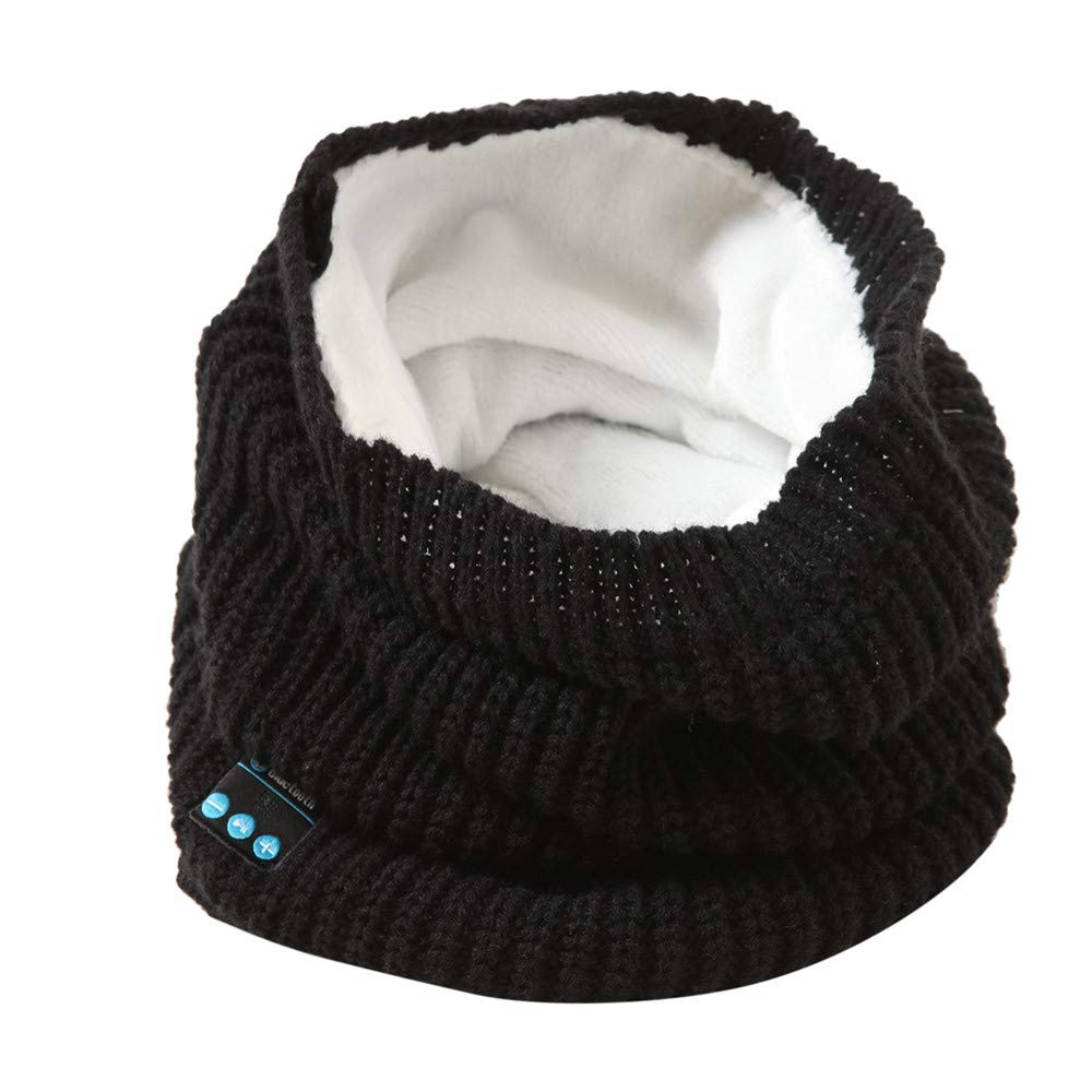 56e8dbb9d9c Amazon.com  Bluetooth Beanie Scarf