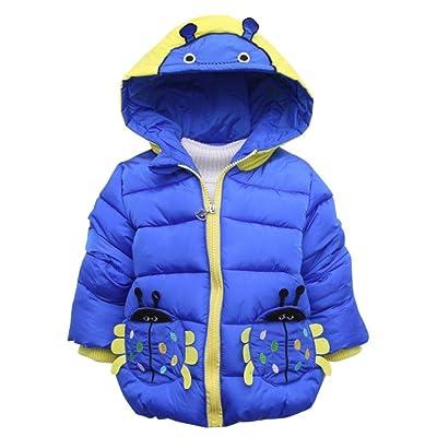 Smileq Mode Enfants Manteau Pour Bebe Garcon Fille Automne Hiver 3d