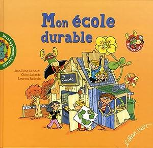"""Afficher """"Mon école durable"""""""