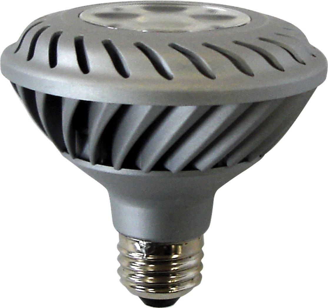 GE Lighting 63026 Energy Smart LED 10-Watt (50-watt replacement) 450-Lumen Par30 Floodlight Bulb with Medium Base, 1-Pack