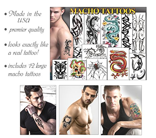 Tattoos for Guys]()