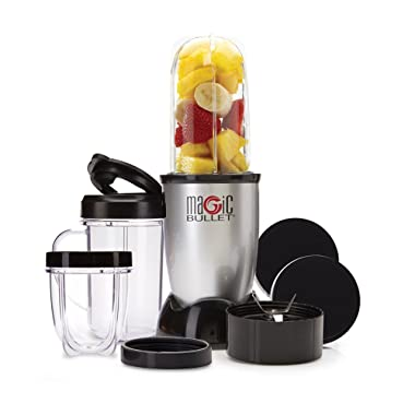 Magic Bullet Blender, Small, Silver