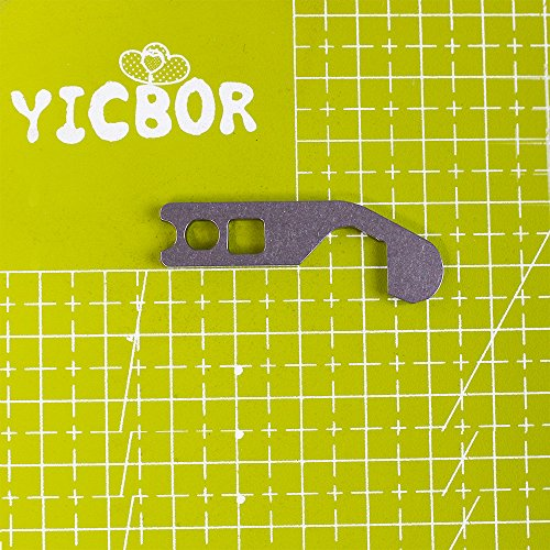 YICBOR Serger Upper Blade Top Knife 788127007 For Janome NewHome 204D 3434D 7034D 7933 Harmony 8002D
