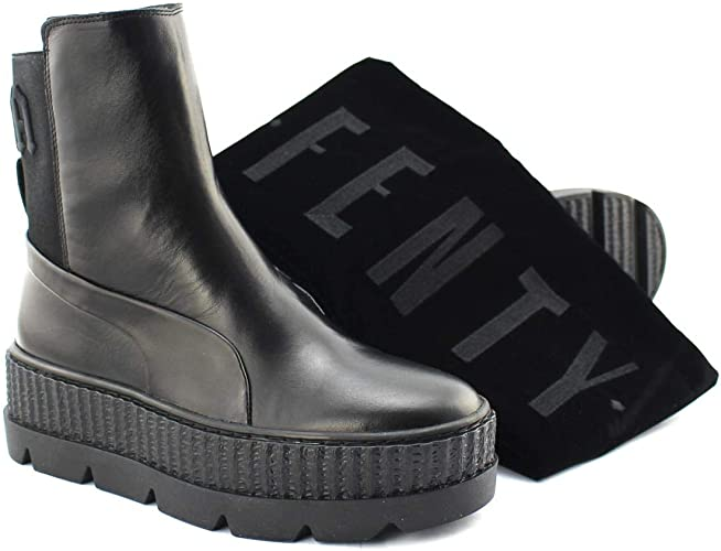 fenty chelsea boot review