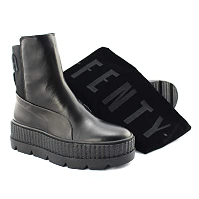 Puma X Fenty Chelsea Sneaker Boot WN's 366266 03 Leder Stiefel by Rihanna