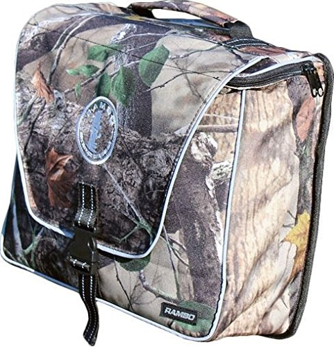 Rambo Bikes Half Saddle Bag, Camo,
