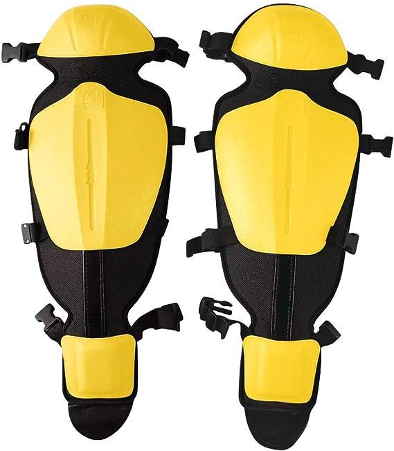 Garland 7199000016 espinilleras, 0 W, 0 V, amarillo, unico