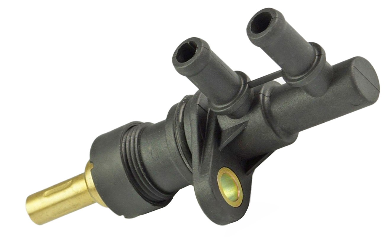 TOPAZ 13541730682 Auxiliary Water Thermostat to Throttle Housing for BMW E36 34 by Topaz