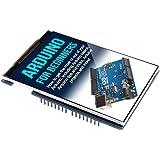 Kuman Arduino用ディスプレイ 3.5 inch TFT Arduino UNO R3に使用モニター SDカードコンセントつき 320*480ピクセル LCD 16bit Arduino Nano Mega2560適用ディスプレイ SC3A