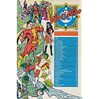Who's Who: The Definitive Directory of the DC Universe #4 VF/NM ; DC comic book