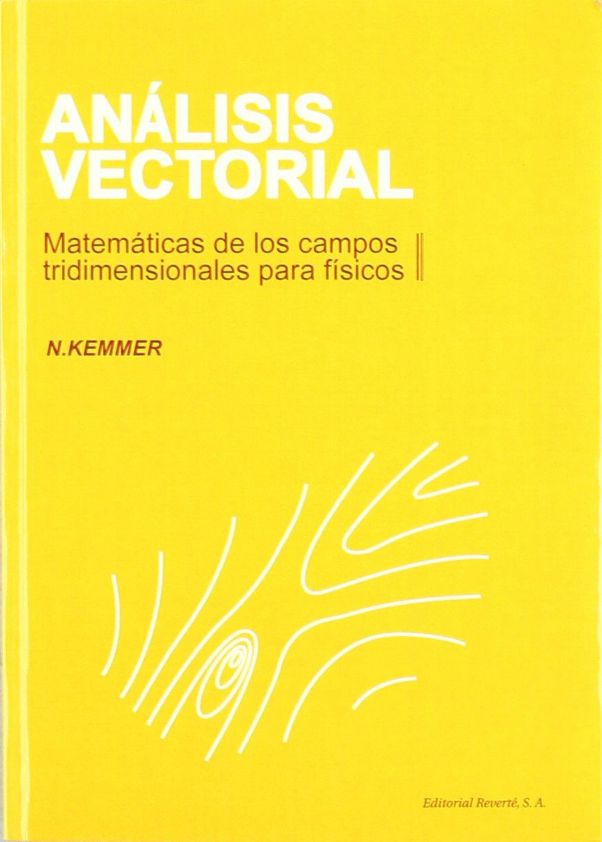 Download Análisis Vectorial. Matemáticas De Los Campos Trid (Spanish Edition) ebook