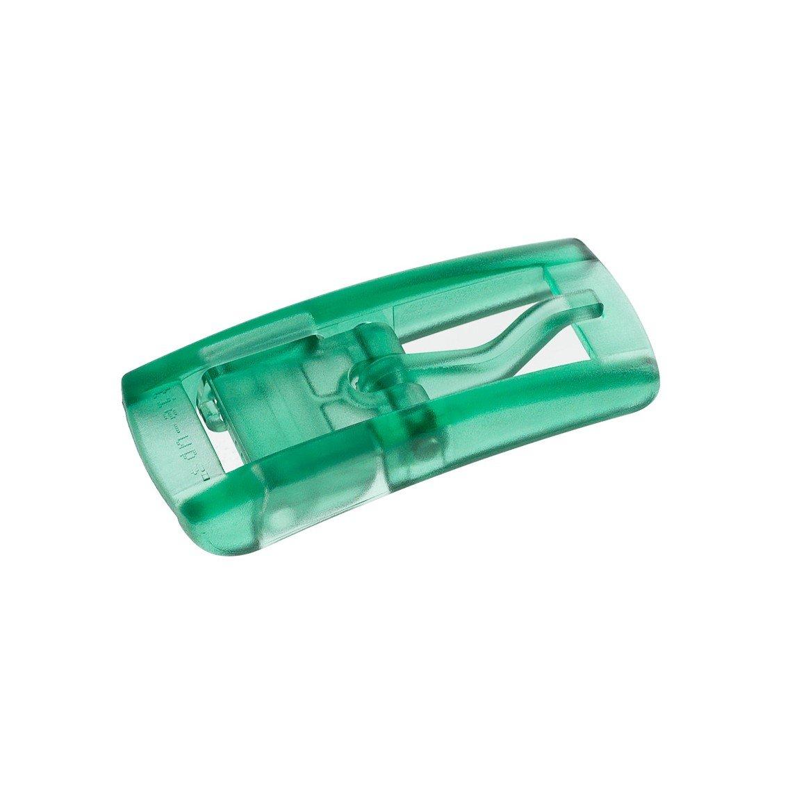 TIE-UPS Fibbie unisex in plastica colorata modello SLIM adatte esclusivamente per le cinture della SERIE SLIM MATLEY SRL