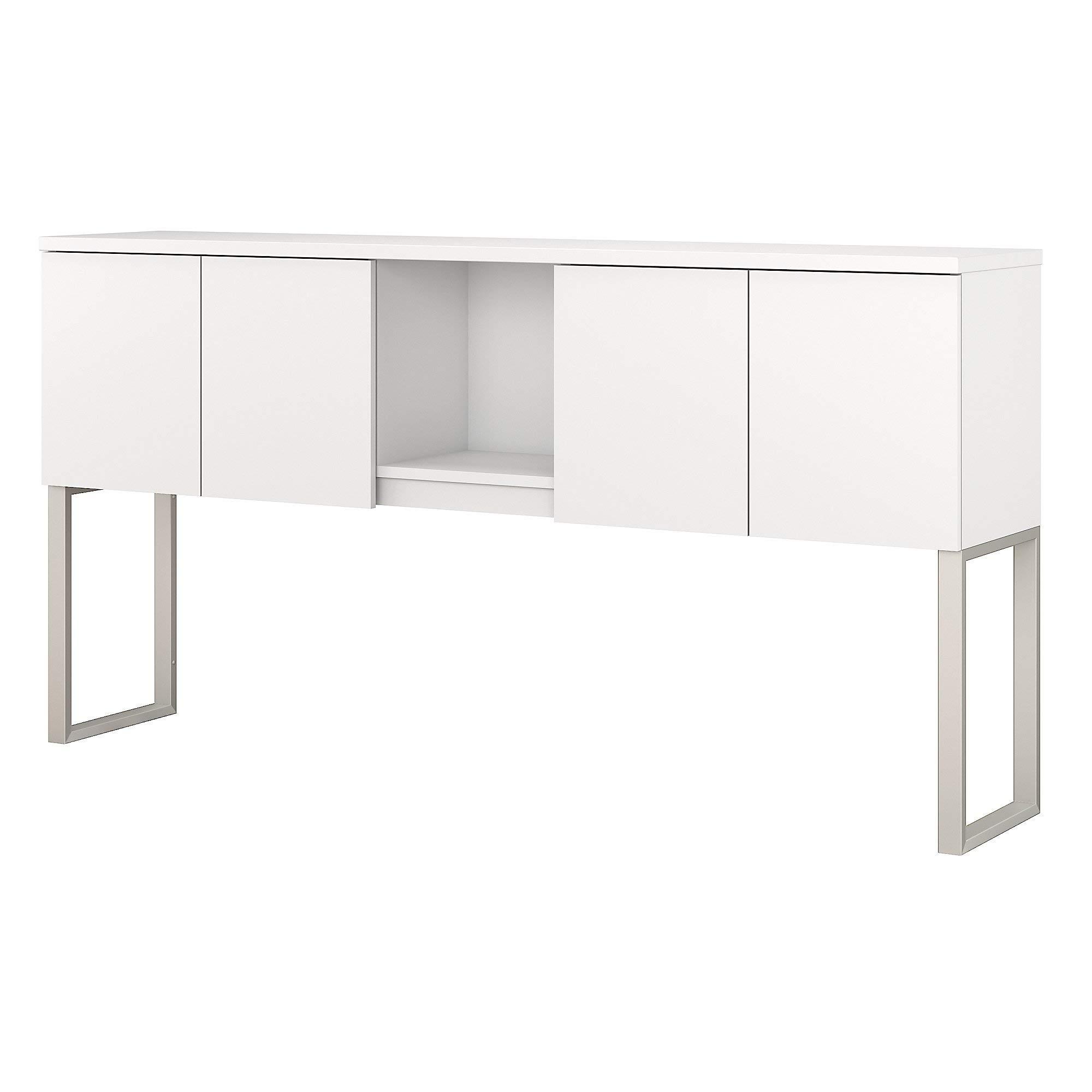 Bush Business Furniture 400 Series 72W Hutch in White